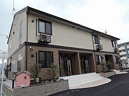 福岡県北九州市八幡西区大字楠橋の賃貸アパートの外観
