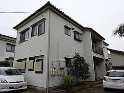 石渡アパート[202号室]の外観