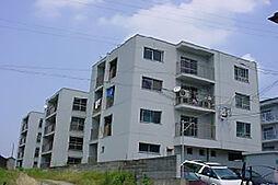 サンライズイナヤマB棟[4階]の外観