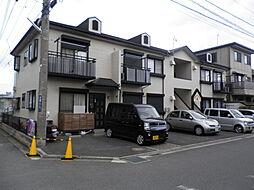 [テラスハウス] 神奈川県平塚市西八幡4丁目 の賃貸【/】の外観