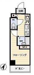 セリュークス板橋本町[8階]の間取り