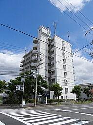 ヴィラスリースター鶴浜[6階]の外観