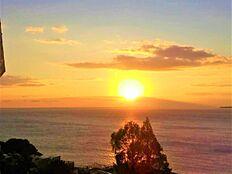 (オーナー様撮影による「初日の出」)海から上がる日の出は美しさを感じます。