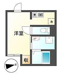 N95(エヌキュウジュウゴ)[3階]の間取り