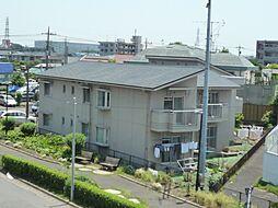 東京都町田市鶴間5丁目の賃貸マンションの外観