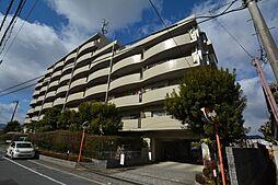 兵庫県伊丹市大野1丁目の賃貸マンションの外観