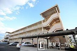 愛知県豊田市錦町1丁目の賃貸マンションの外観