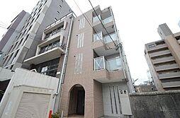 愛知県名古屋市千種区今池4丁目の賃貸アパートの外観