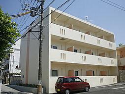 沖縄県那覇市宇栄原3丁目の賃貸マンションの外観