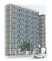 地下鉄今里駅 徒歩1分 新築マンション[4階]の外観