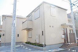 [一戸建] 神奈川県茅ヶ崎市本村3丁目 の賃貸【/】の外観