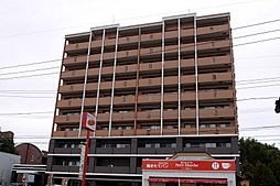 福岡県飯塚市花瀬の賃貸マンションの外観