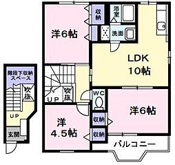 小作駅 5.7万円