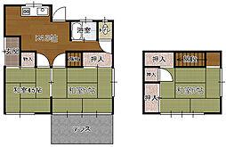[一戸建] 栃木県小山市大字神鳥谷 の賃貸【/】の間取り