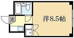 柊本マンション[2階]の間取り