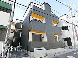 埼玉県さいたま市南区曲本5丁目の賃貸アパートの外観