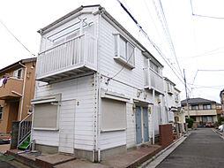 砂新田アパート[1階]の外観