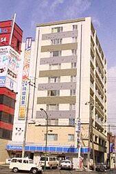プレリオン札幌南4条[6階]の外観