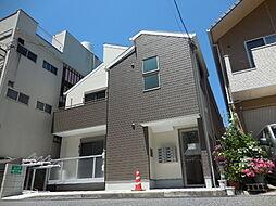 兵庫県尼崎市立花町4丁目の賃貸アパートの外観
