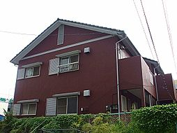 コーポ円[2階]の外観
