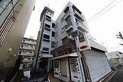 ウェルサイド新日本[4階]の外観