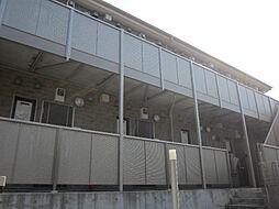 アムール横須賀中央[201号室]の外観
