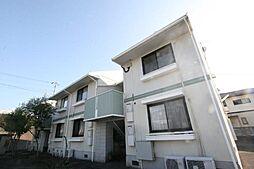 香川県高松市香川町川東下の賃貸アパートの外観