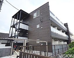 リブリ・戸田公園[108号室]の外観