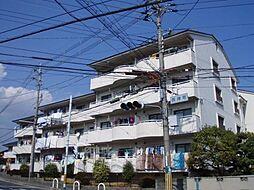長岡コーポ[408号室]の外観