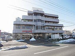 山崎ビル[4階]の外観