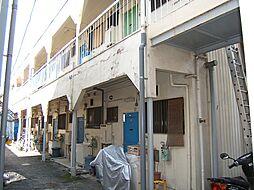 京都府宇治市菟道車田の賃貸マンションの外観