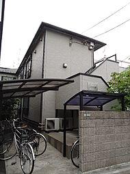 東京都荒川区町屋8の賃貸アパートの外観