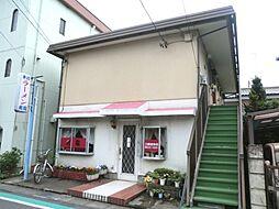 坂田コーポ[201号室号室]の外観