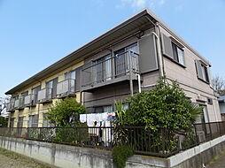 ハイツ斎藤[102号室]の外観