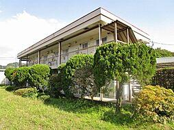鹿児島県霧島市隼人町東郷の賃貸アパートの外観