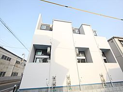愛知県名古屋市港区七番町4丁目の賃貸アパートの外観
