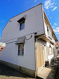 ドエルアキバB[1階]の外観