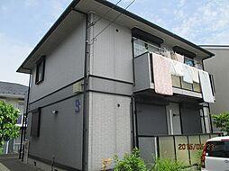 ナカムラコーポ B[101号室号室]の外観