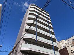 ヴェージュ三ノ輪[8階]の外観