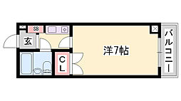 宝殿駅 3.5万円