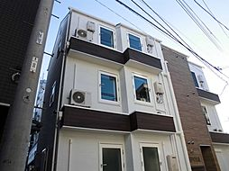 東京都江戸川区北小岩3丁目の賃貸アパートの外観