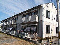 京都府城陽市寺田中大小の賃貸アパートの外観