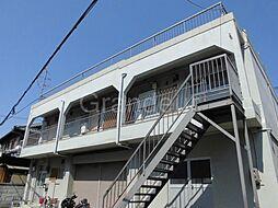 竹山ハイツ[2階]の外観