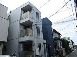 愛知県名古屋市千種区茶屋が坂1丁目の賃貸アパートの外観