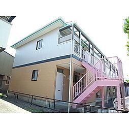 静岡県静岡市駿河区曲金5丁目の賃貸アパートの外観