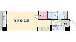 グランドールTM松戸[407号室]の間取り