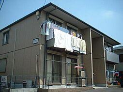 埼玉県さいたま市浦和区大東2丁目の賃貸アパートの外観