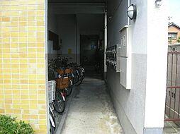 東ビル[4階]の外観