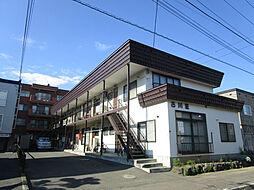 古川荘[203号室]の外観