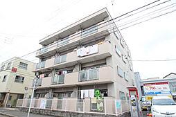 愛知県名古屋市昭和区折戸町6丁目の賃貸マンションの外観